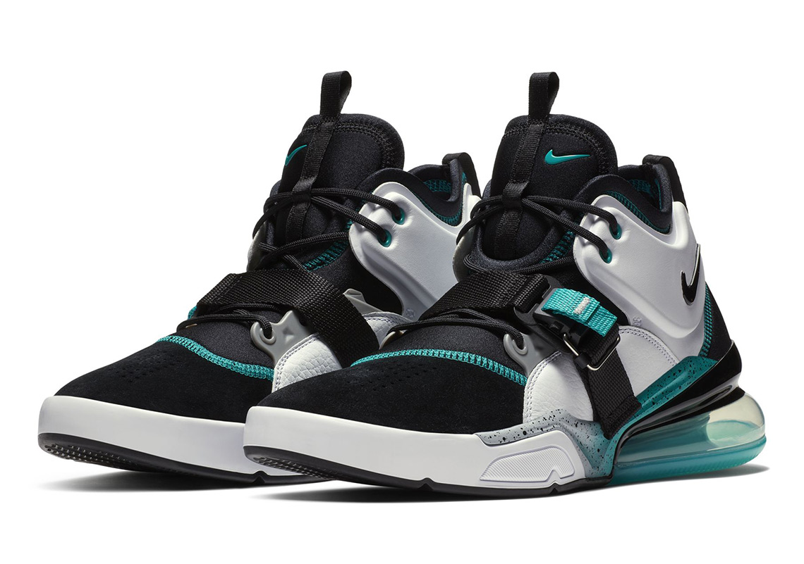 online store d519c 716fe Nike Air Force 270 Command Force AH6772-008 | SneakerNews.com