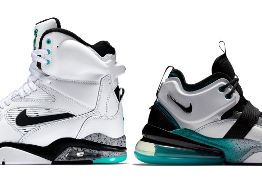 Is This Nike Air Force 270 Inspired By The Air Command Force?