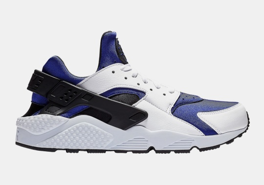"Nike Air Huarache ""Persian Violet"" Is In Stores Now"