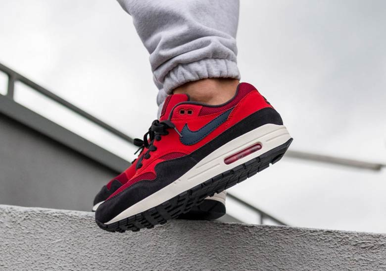 Nike Air Max 1 Red Crush AH8145 600 Available Now