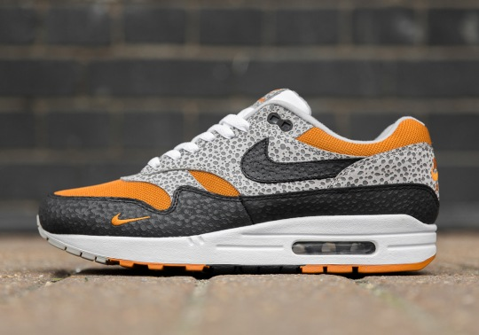 The Nike Air Max 1 Goes Full Safari
