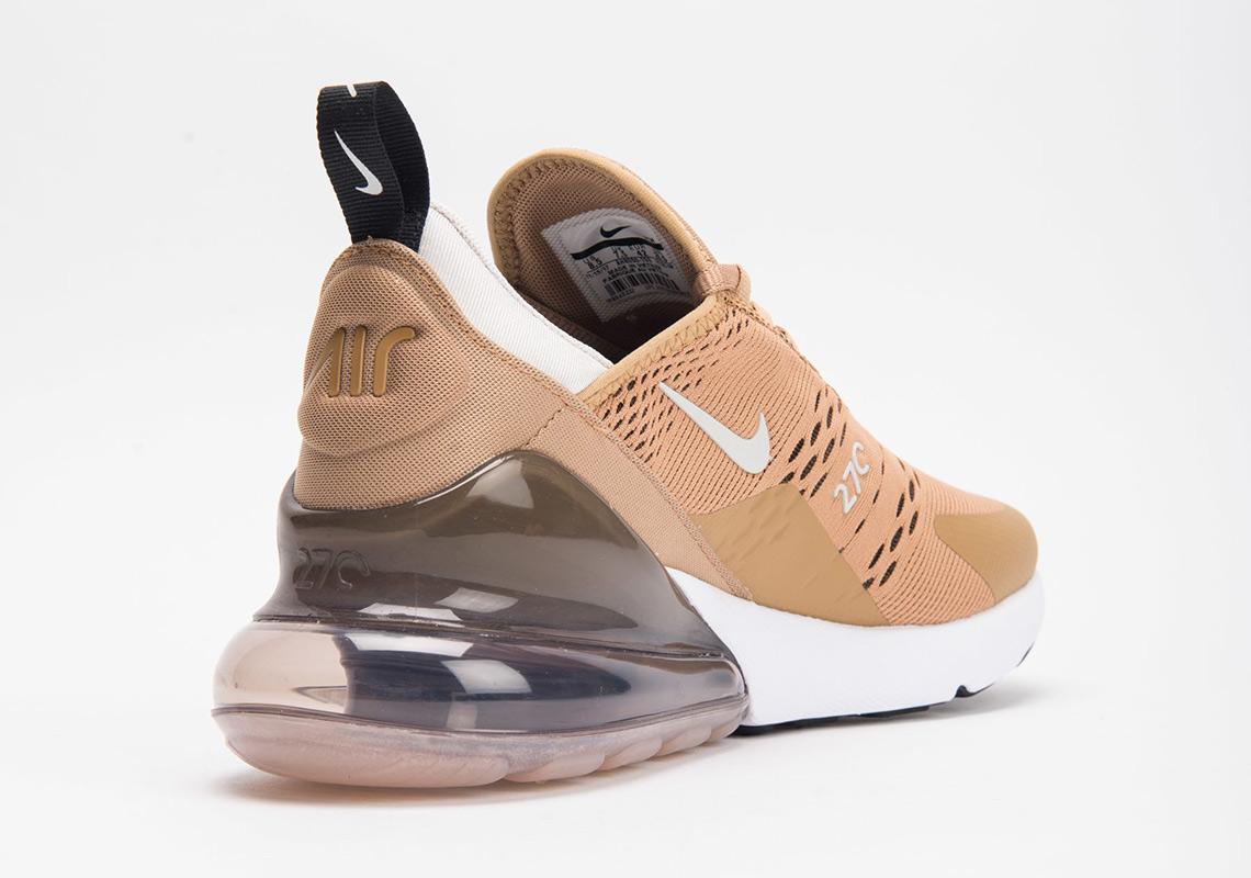 size 40 da971 a2bd3 Nike Air Max 270 150. Color ELEMENTAL GOLDBLACK-LIGHT BONE Style Code  AH8050-700