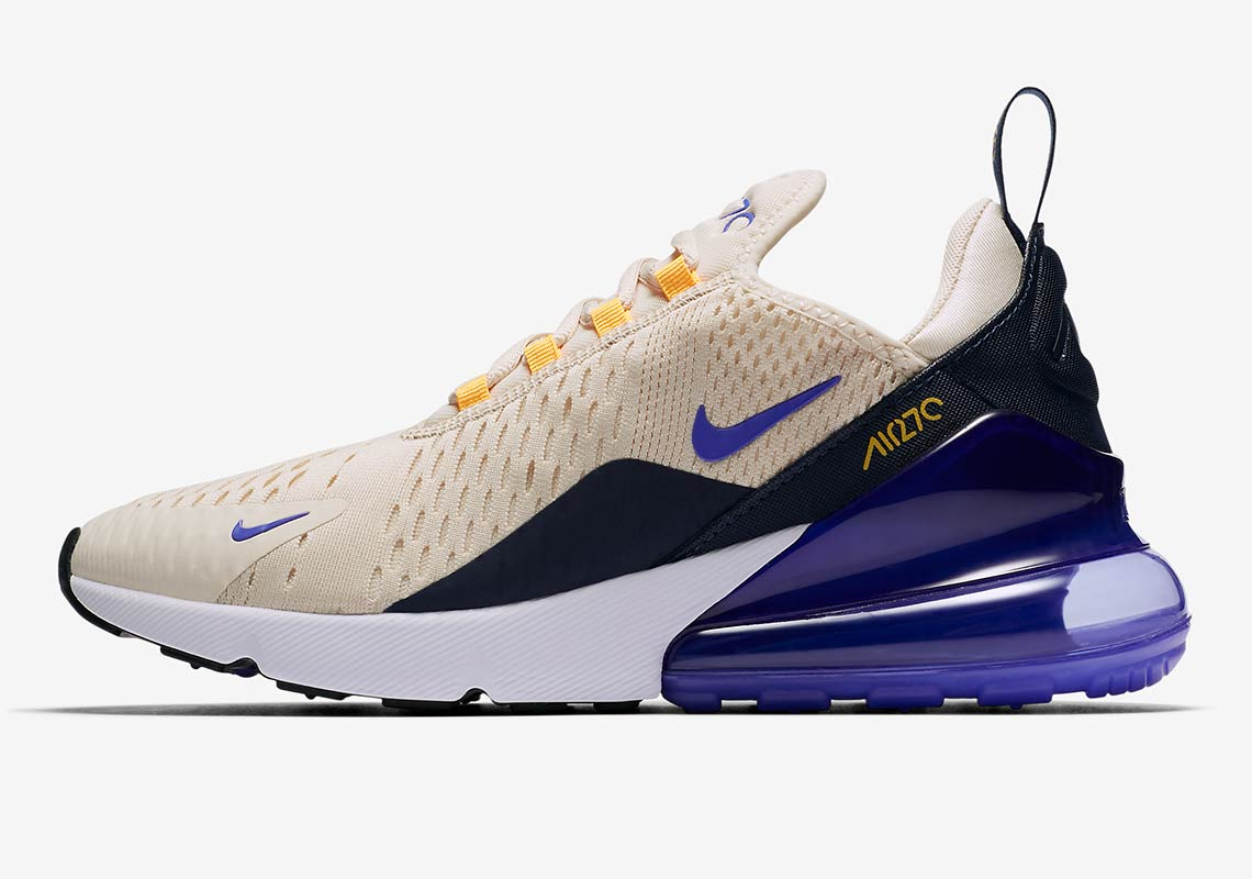 The Nike Air Max 270 Gets Mowabb-Themed Colorway