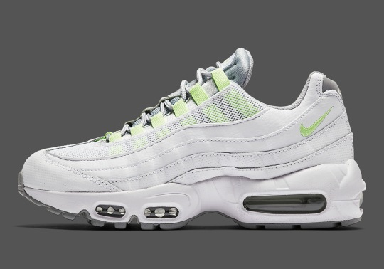 """Nike Remixes The OG """"Neon"""" On Upcoming Air Max 95 SE"""