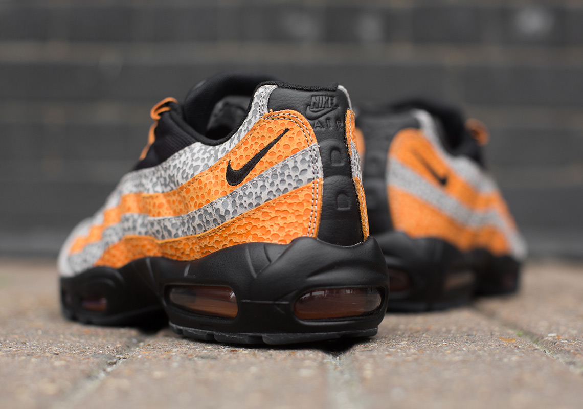 buy popular 64466 cc29a ... tongue, and heel backbone to finish off this OG-style look. See the  full flyer ahead and stay tuned for this rather surprising Nike Air Max 95  drop.