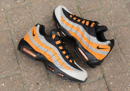 """Size? To Exclusively Release A Nike Air Max 95 """"Safari"""""""
