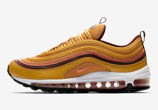 "Nike Air Max 97 ""Mustard"" Is Coming Soon"