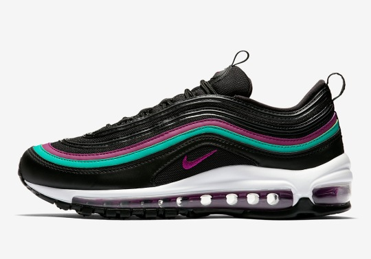 """The Nike Air Max 97 Is Releasing In A """"Grape"""" Colorway"""