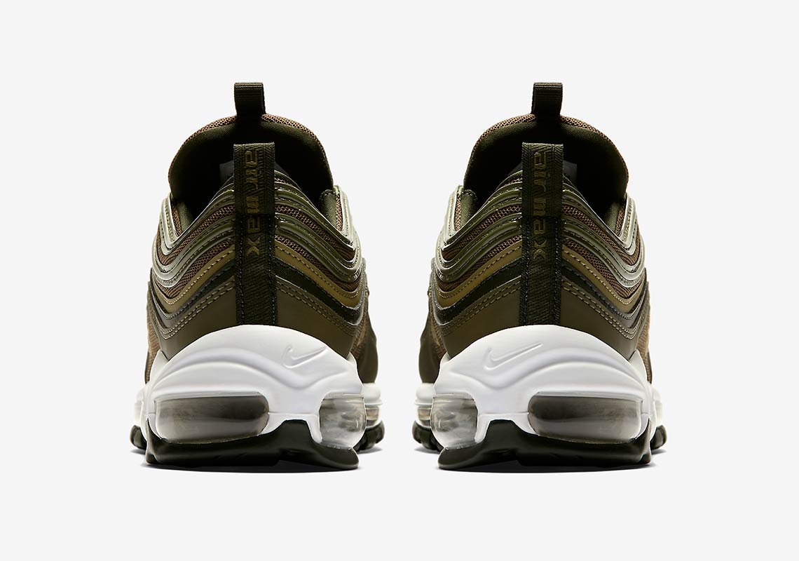 Nike Air Max 97 Olive Green 921773 200 Release Info