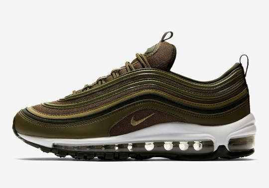 The Nike Air Max 97 Is Coming In Olive Green