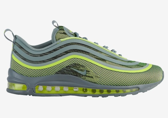 Nike Air Max 97 Ultra '17 Releases In Volt And Mica Green