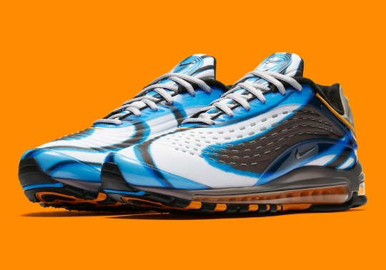 The Nike Air Max Deluxe Returns In July