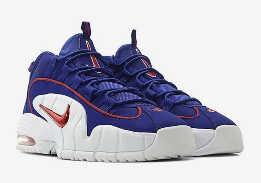 The Nike Air Max Penny 1 Returns On June 30th With Lil Penny