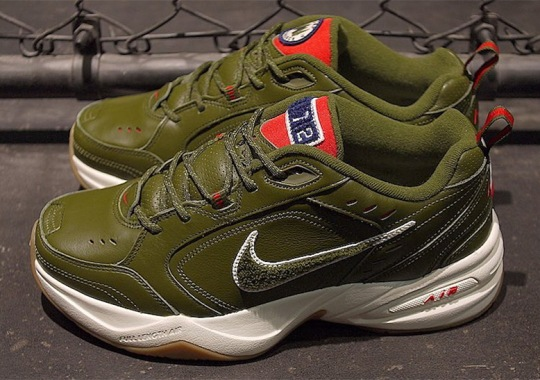 """Take Dad Camping With The Nike Air Monarch 4 """"Father's Day"""""""