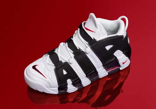 This Chicago-Friendly Nike Air More Uptempo Is Returning