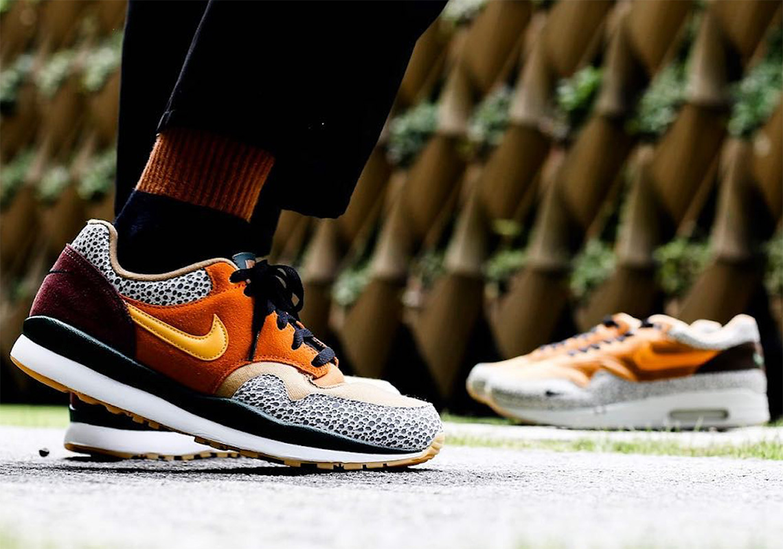 info for d1cf1 be827 Nike Turns The Tables, Releases Air Safari Inspired By atmos Collaboration