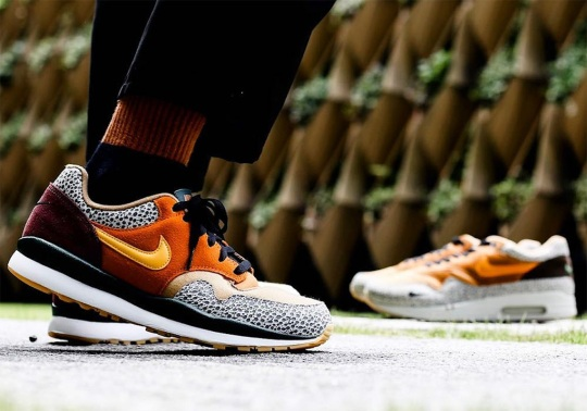 Nike Turns The Tables, Releases Air Safari Inspired By atmos Collaboration