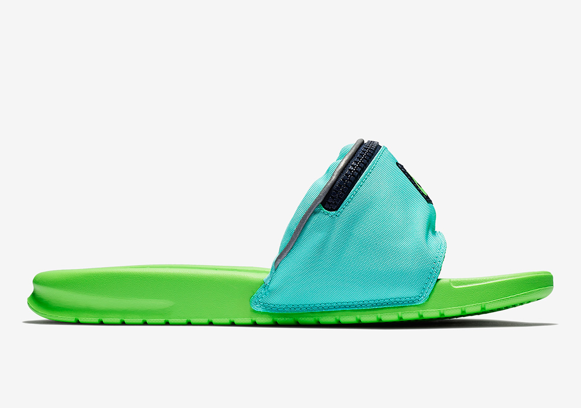 6759997ef2b9 Nike Benassi Fanny Pack Slides - Available Now