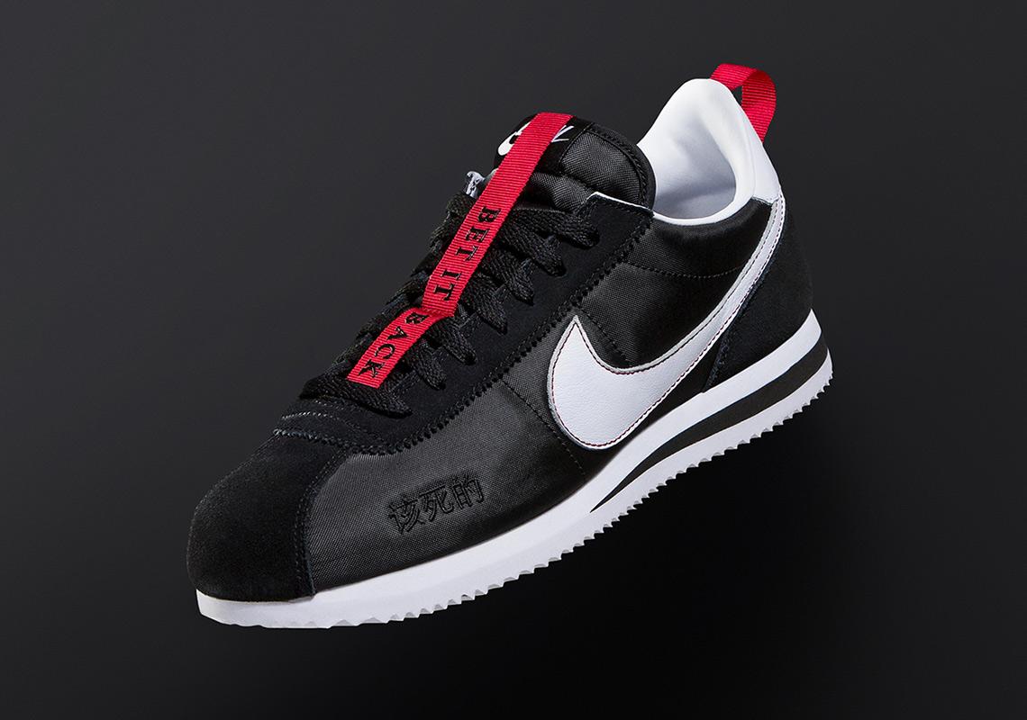 promo code 8ffcc 69a01 Kendrick Lamar x Nike Cortez Kenny III