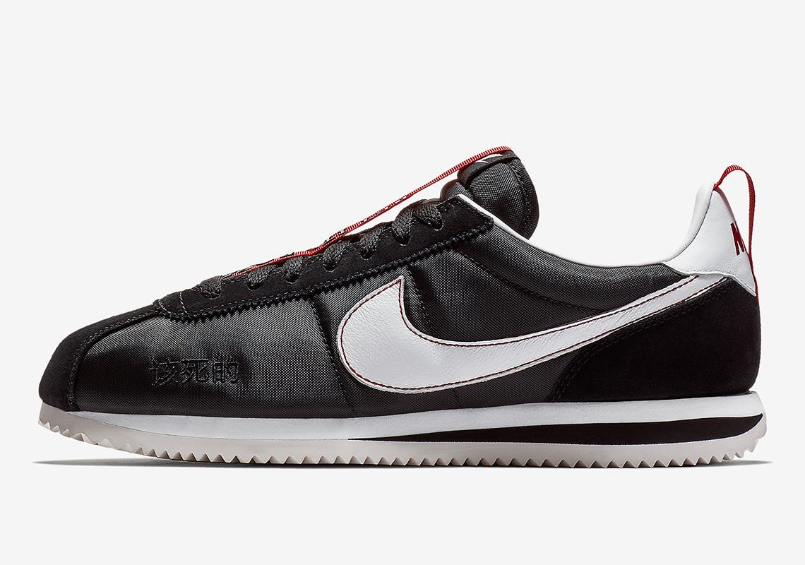 promo code a2a98 ac4e7 Kendrick Lamar x Nike Cortez Kenny III