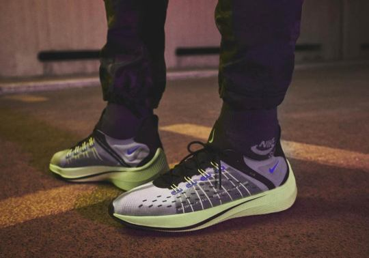 Nike Sportswear Unveils The EXP-X14, A Lifestyle/Running Shoe