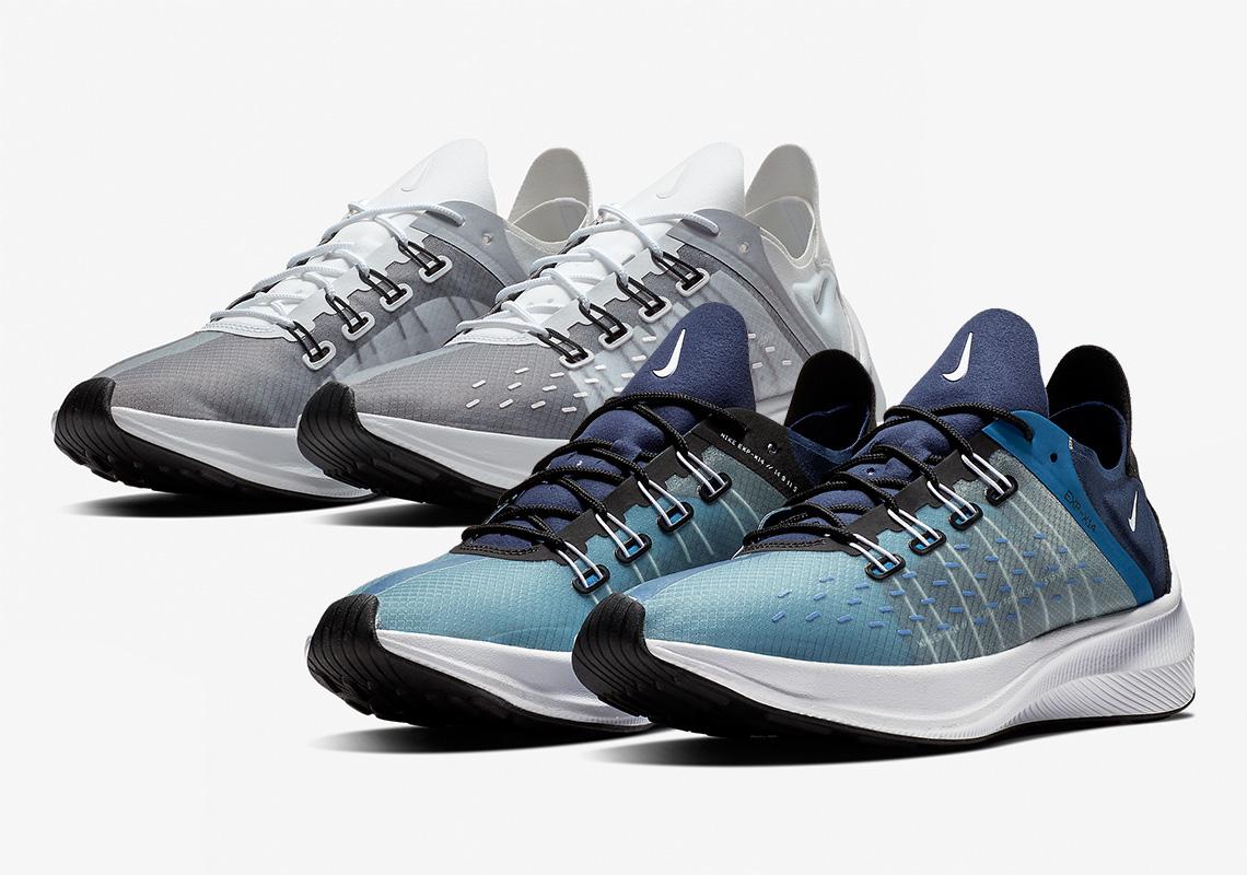 Nike EXP-X14 AO1554-100 + AO1554-401 | SneakerNews.com