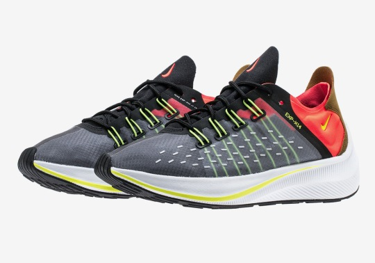 The Nike EXP-X14 Running Shoe Set To Debut In July