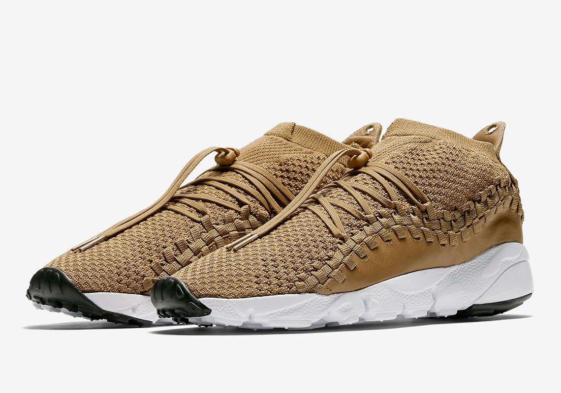 brand new c4bce ab181 Nike Adds Flyknit To The Reworked Footscape Woven. June 16, 2018 ...