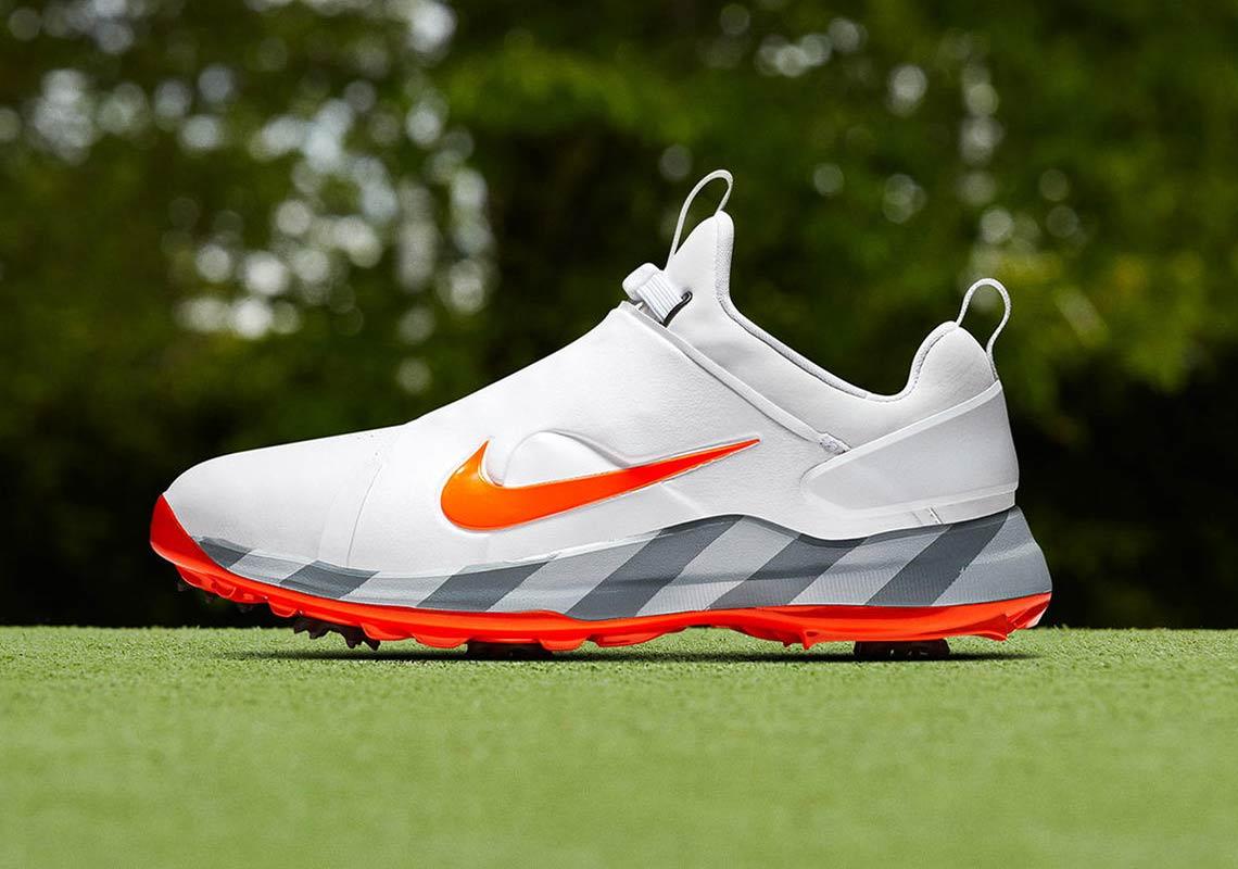 4c1bbf2c9892 Nike Golf Tour Premiere PE White Orange Release Info