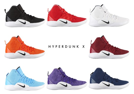 First look At The Nike Hyperdunk X