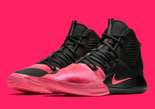 First Look At The Nike Hyperdunk X Kay Yow