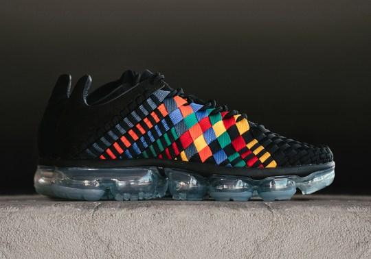 """Where To Buy: Nike Vapormax Inneva """"Multi-Color"""""""