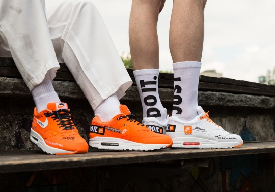 "Where To Buy The Nike ""Just Do It"" Pack"