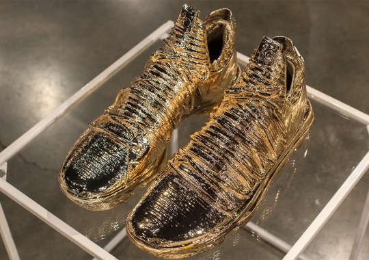 check out 695d9 d3f36 Nike Selects KD 10 For Final Art Of A Champion Release