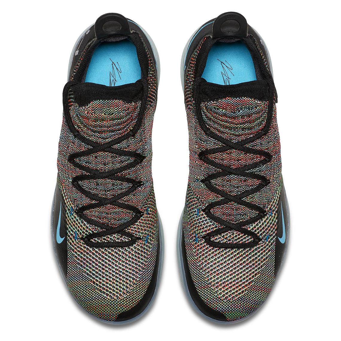 Nike KD 11 Multi-Color Flyknit