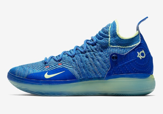 "The Nike KD 11 ""Paranoid"" Just Released In Europe"