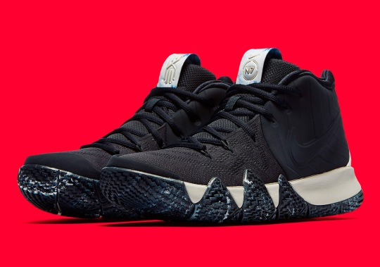The Nike Kyrie 4 N7 Honors The Standing Rock Sioux Tribe