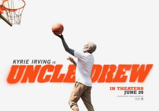 """A Nike Kyrie 4 """"Uncle Drew"""" To Release Before The Film Premieres"""