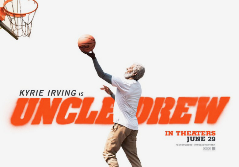 "9b38c415f28cf5 A Nike Kyrie 4 ""Uncle Drew"" To Release Before The Film Premieres"