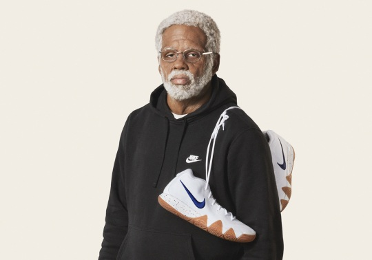 "Nike To Release ""Uncle Drew"" Footwear And Apparel Collection"
