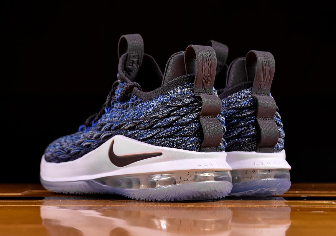 separation shoes f7665 d8eea Nike LeBron 15 Low AO1755-400 Signal Blue | SneakerNews.com