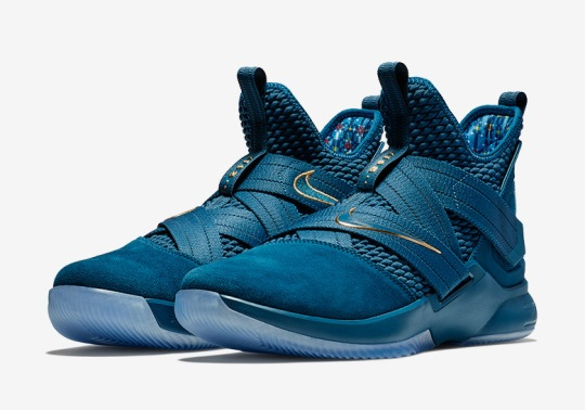 "Nike's Got Another LeBron ""Agimat"" Release For The Philippines"