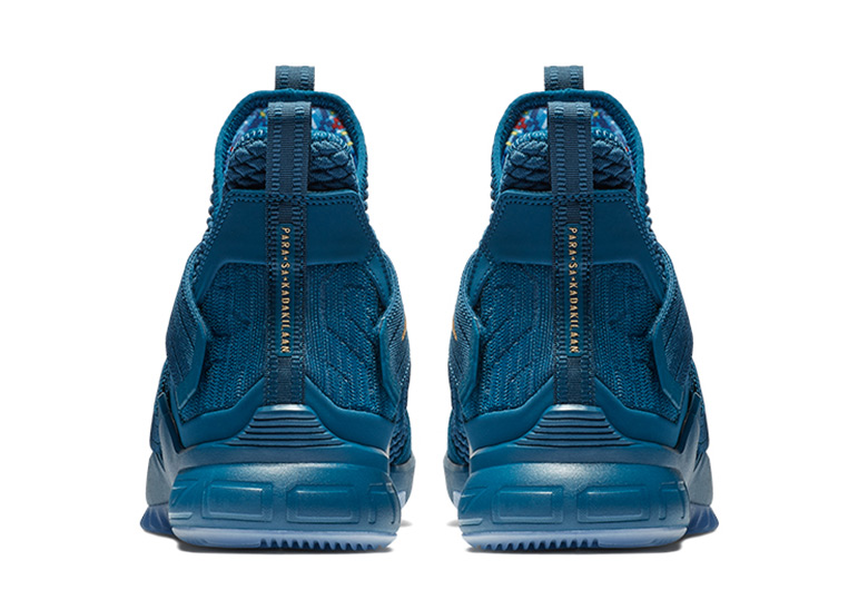 """competitive price 2c141 02e7c Nike LeBron Soldier 12 """"Agimat"""" Release Date  June 15th, 2018.  Advertisement. Advertisement"""