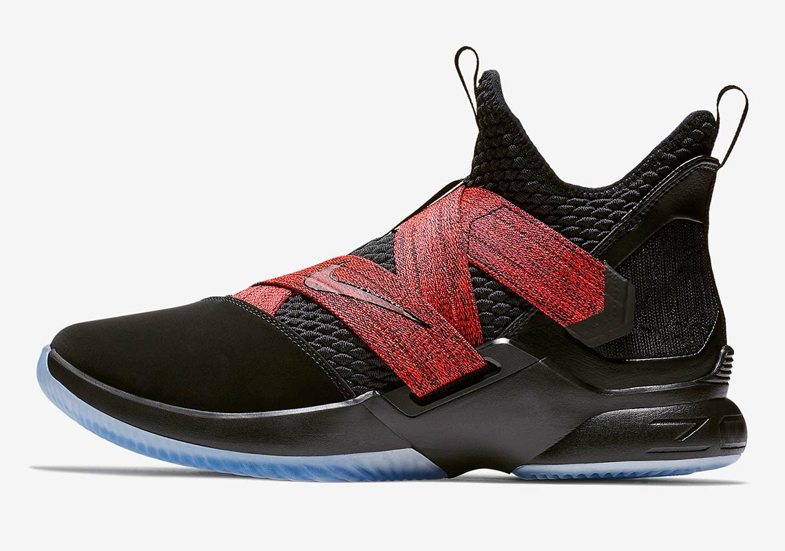 new arrival bf208 866cf Two Nike LeBron Soldier 12 Color Options Release At June's ...