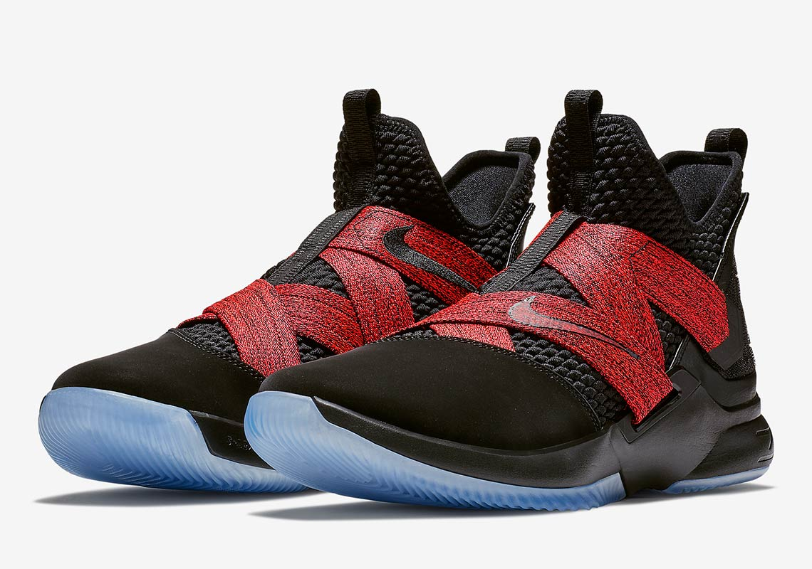 0c3ac996ac4 Two Nike LeBron Soldier 12 Color Options Release At June s End ...
