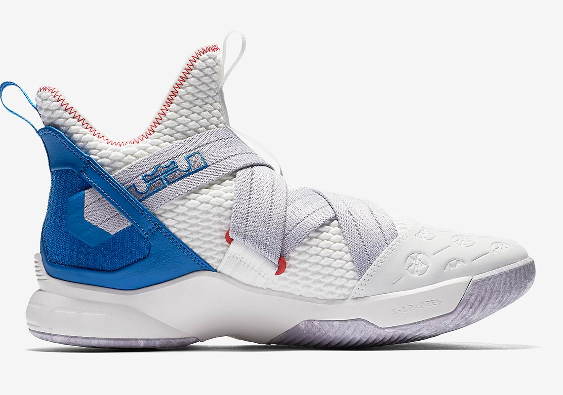 28e5d522e01 Two Nike LeBron Soldier 12 Color Options Release At June s End ...