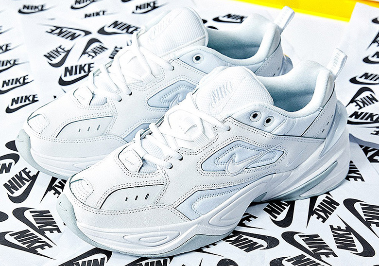 low priced 56a11 4f264 ... M2K Tekno White Pure Platinum. NikeAvailable Now  SNSSold Out