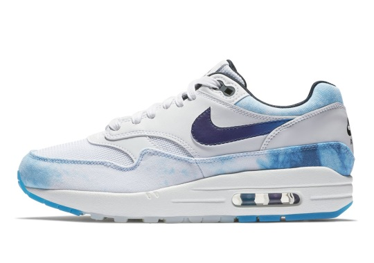 "Nike N7 Air Max 1 ""Acid Wash"" Releases On June 21st"