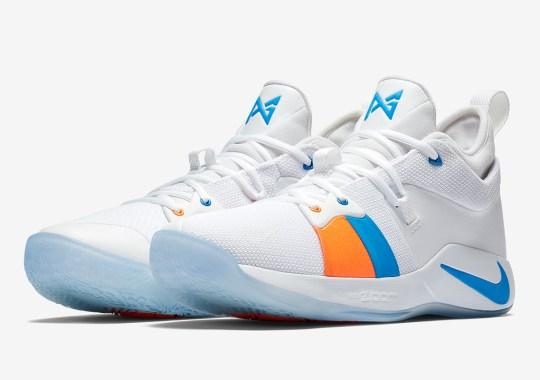 The Nike PG 2 Inspired By Paul George's Favorite Hobby Releases In June