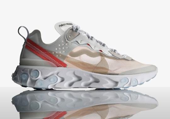 Where To Buy: Nike React Element 87